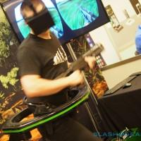 Virtuix Omni eyes-on: Oculus Rift's virtual best friend gets an upgrade