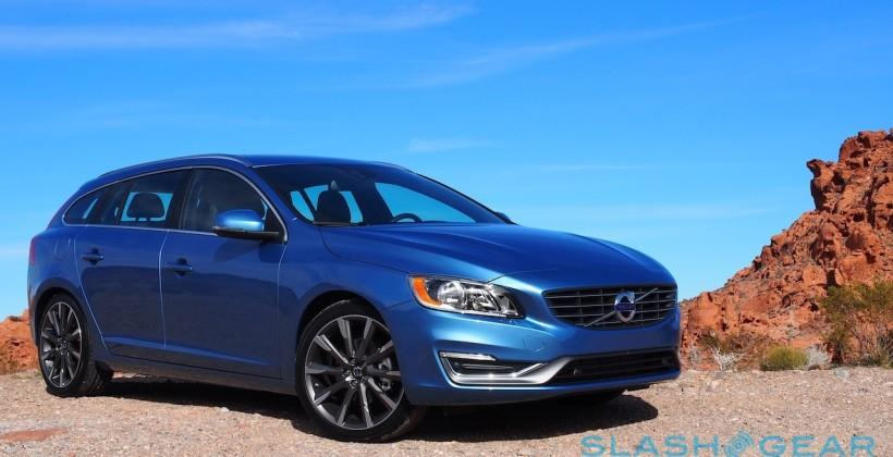 Volvo 2015 V60, S60 and XC60 Drive-E First-Drive