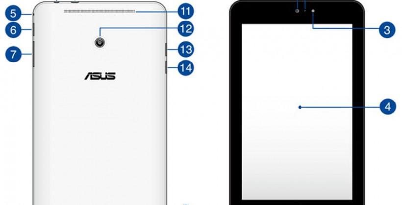 Asus VivoTab Note 8 tablet confirmed by user manual leak