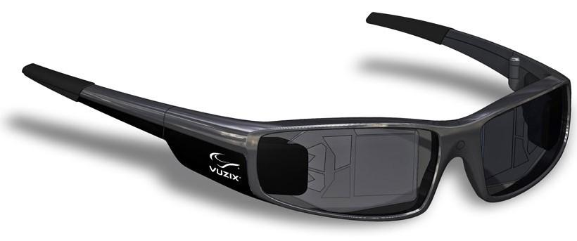 """Vuzix """"designer sunglasses"""" styled Glass-rival due after 2015"""