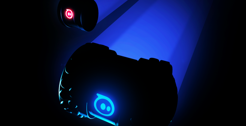 Orbotix Sphero 2B takes mobile-controlled ball to wheels