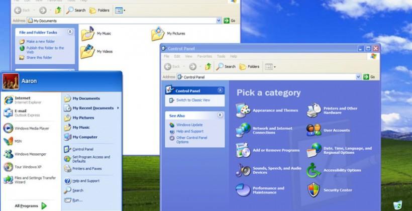 Windows XP antimalware updates will continue until April 2015