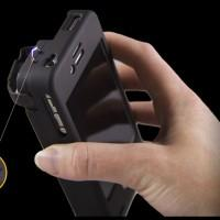 Yellow Jacket iPhone 5/5S stun gun case shocks at CES 2014