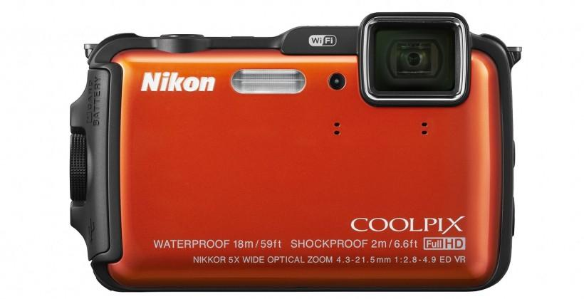 Nikon COOLPIX AW120 offers GPS and triple ruggedness