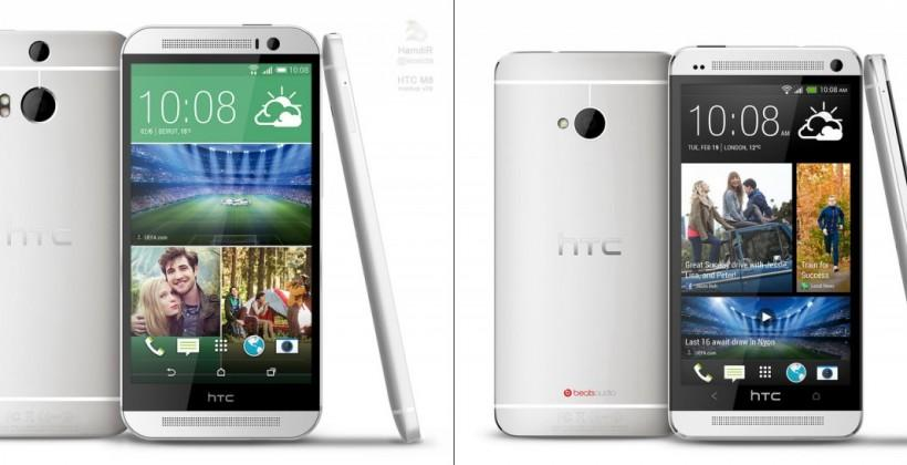 HTC One 2 (M8) specifications in short supply at FCC