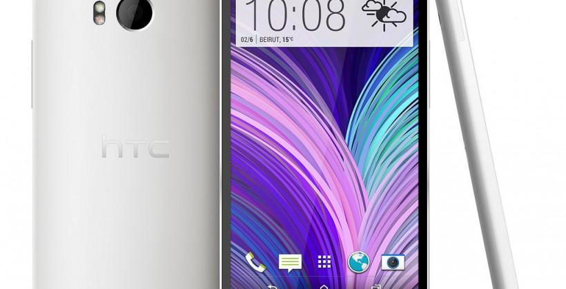 HTC One 2 M8: this is (essentially) it
