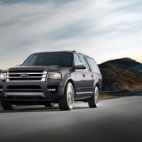 2015 Ford Expedition ditches 5.4L V8 for EcoBoost