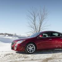 Buick adds AWD to 2014 Regal
