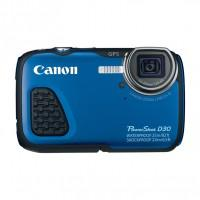 Canon PowerShot D30 waterproof camera is now ready for extreme adventure