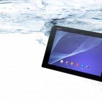 Sony Xperia Z2 Tablet arrives as world's first waterproof slate