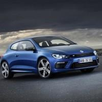 2014 VW Scirocco and Scirocco R revealed with Golf GTI cues