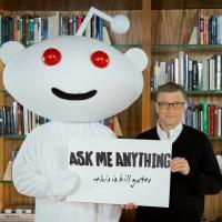 Bill Gates heads back to Reddit for AMA