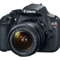 Canon EOS Rebel T5 DSLR targets entry-level photographers