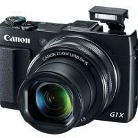 Canon PowerShot G1 X Mark II arrives with large sensor, compact body