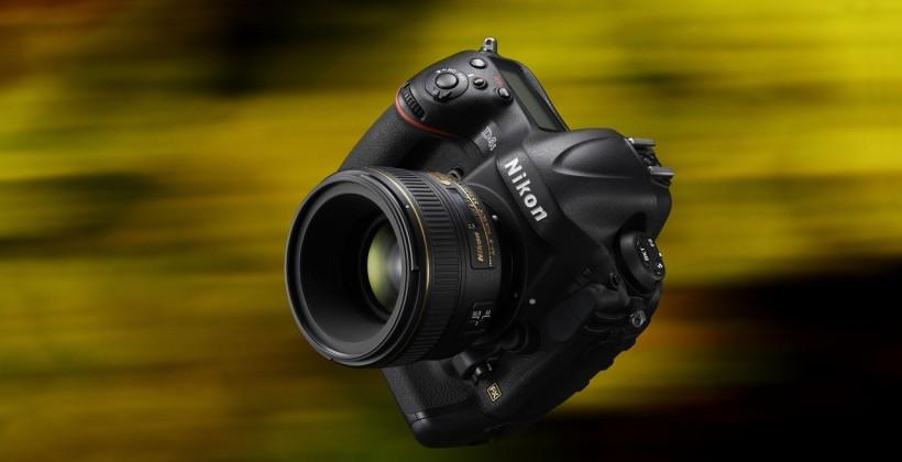 Nikon D4S HD-SLR promises the best images in any situation