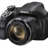 Sony Cyber-shot H400 claims super-zoom without super-cost