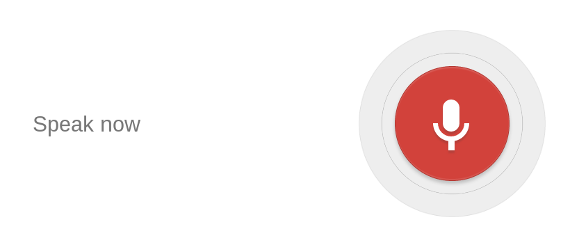 Chrome scores hands-free voice search