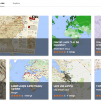 Google Maps Gallery gives deep data room to shine