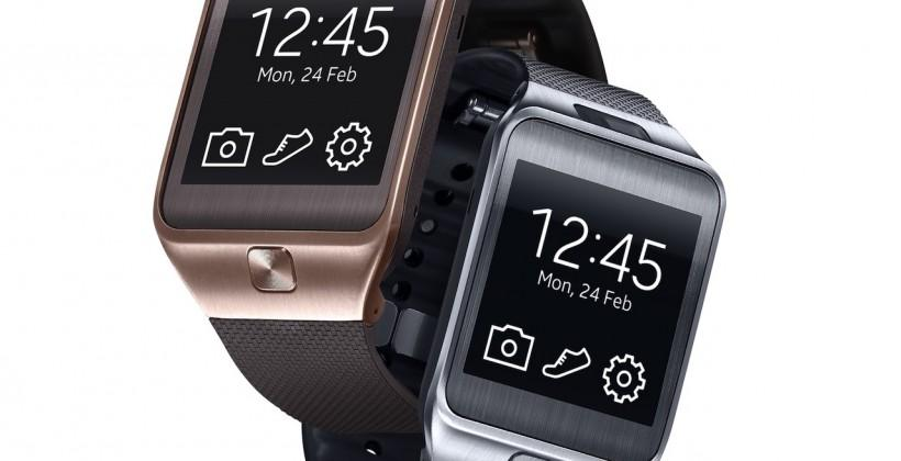 Samsung Gear 2 and Gear 2 Neo smartwatches official