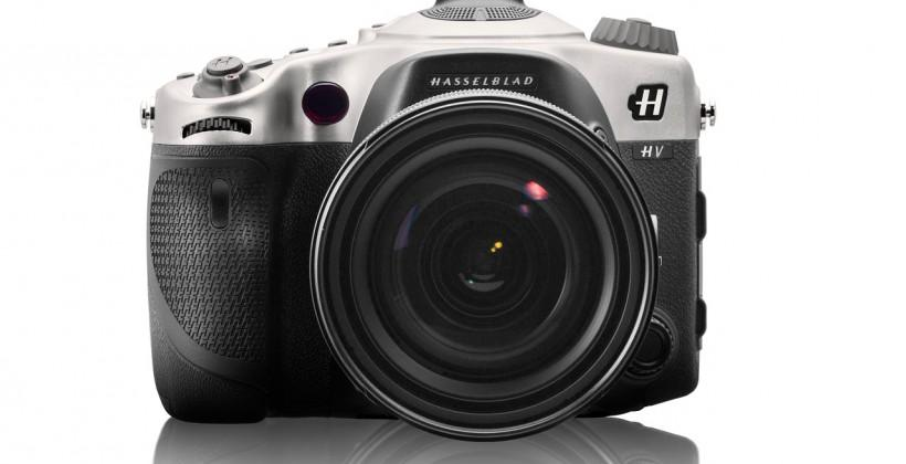 Hasselblad HV digital camera launches with 24MP full-frame sensor
