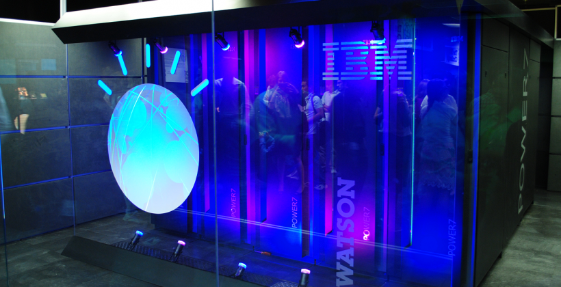 IBM's Watson supercomputer uses social media to profile users