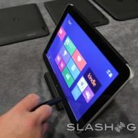 HP ElitePad 1000 G2 hands-on: one massive tablet and accessory system