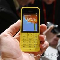 Nokia 220 hands-on