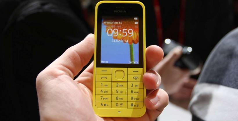 Nokia 220 hands-on