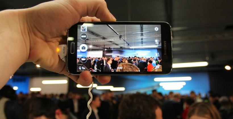 Samsung Galaxy S5 Camera Features hands-on
