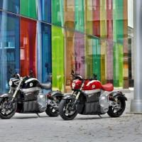 Lito Sora electric motorcycle arrives with integrated touchscreen and GPS