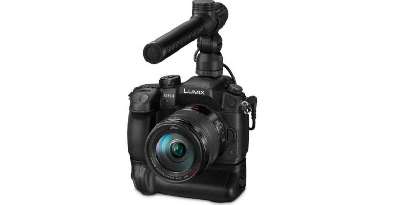Panasonic Lumix DMC-GH4 DSLM 4K digital camera unveiled