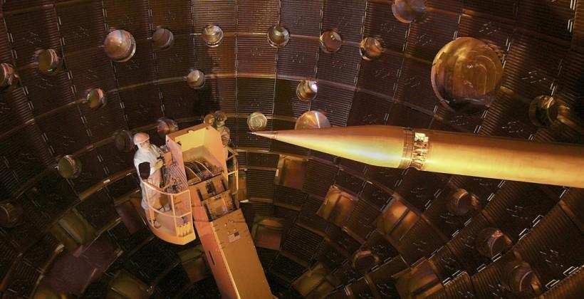 NIF's nuclear fusion with a laser: 1% of the way to Green Energy