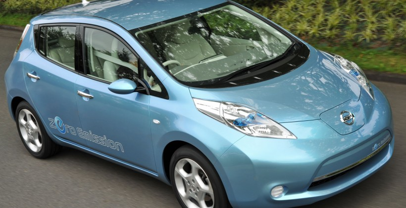 "Nissan-Renault delays EV targets after ""slower"" sales"