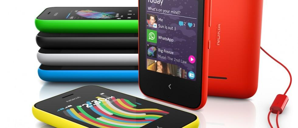 Nokia Asha 230 and Nokia 220 push OneDrive to next billion