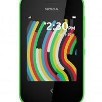 Nokia Asha 230 Green Front Motion Lock Screen