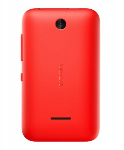 Nokia Asha 230 Red Back