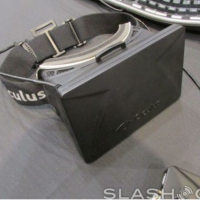 Oculus Rift production stalls over parts shortage
