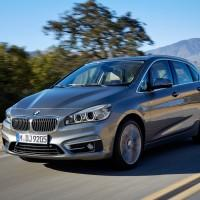 BMW 2 Series Active Tourer revealed with contentious looks