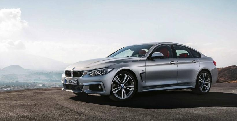 BMW 4 Series Gran Coupe official: 4-door ease with 2-door style
