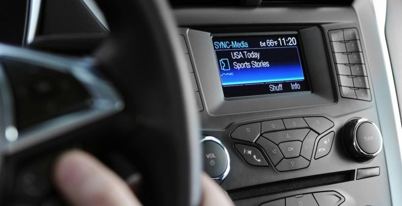 Ford to ditch Microsoft for BlackBerry in cars say insiders