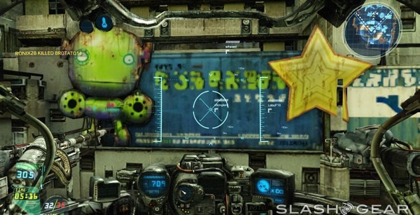 Hawken heads to Steam: PvP pimp-my-mech Titanfall pre-cursor