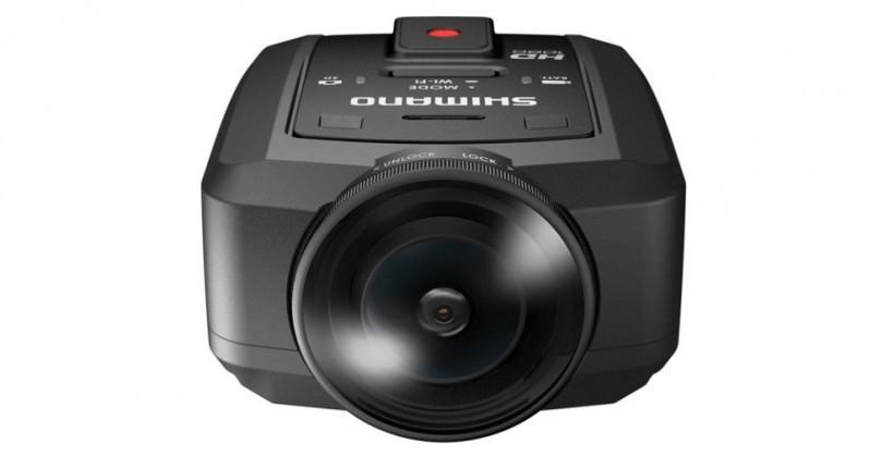Shimano CM-1000 Sports Camera brings 16MP sensor and 1080p video