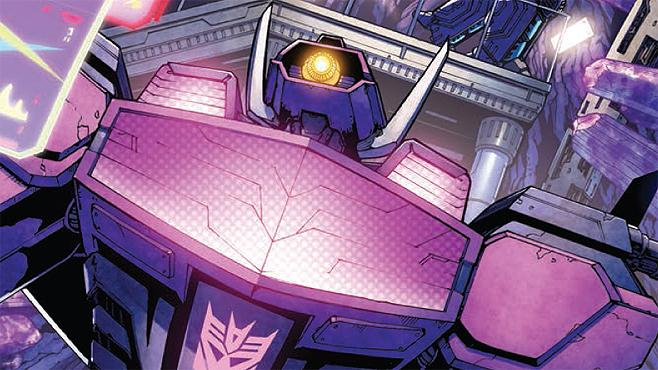 Transformers: Rise of the Dark Spark leaked: not a movie tie-in