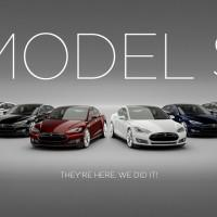 Tesla Model S named Consumer Reports' best overall 2014 Top Pick