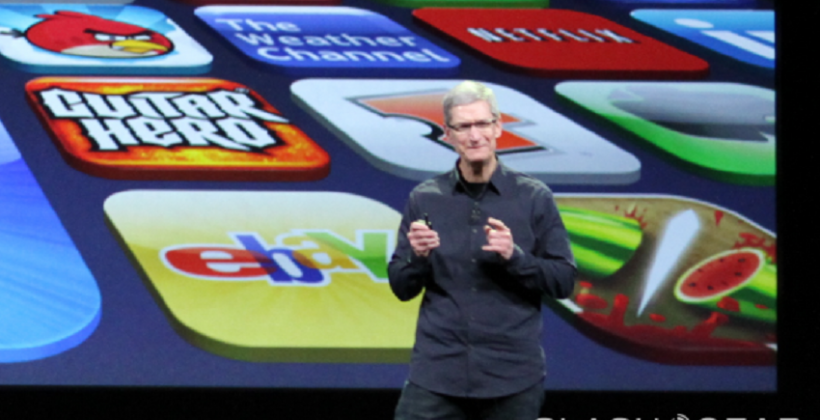 Apple CEO Tim Cook talks business and Macs of the future