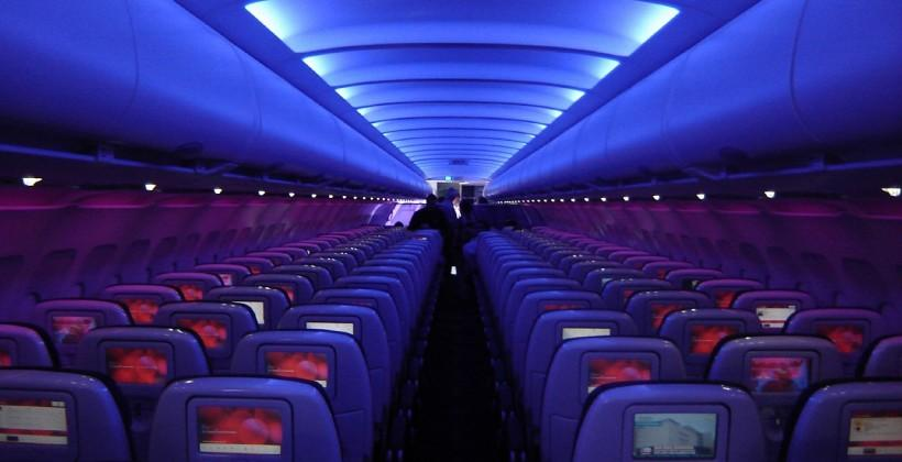 Virgin America unveils flight-centric social networking