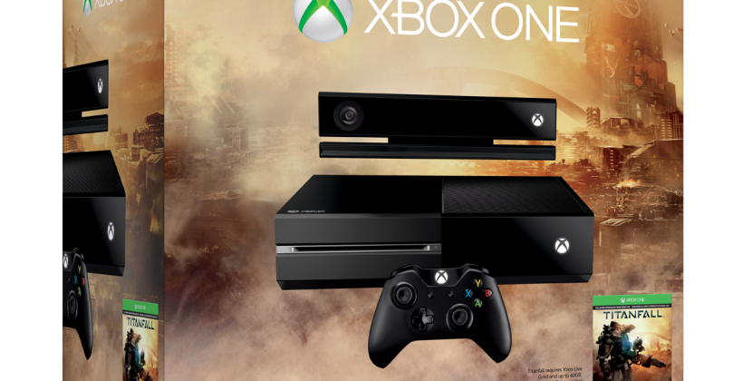 Xbox One Titanfall bundle due March