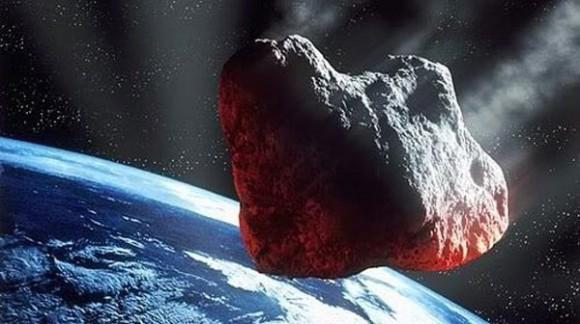 Huge asteroid to whip past Earth tonight as NASA warns of space rocks