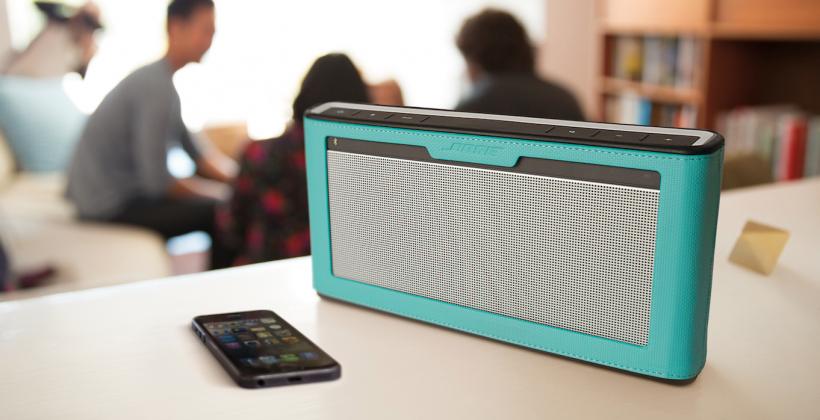 Bose Soundlink Bluetooth speaker III unveiled