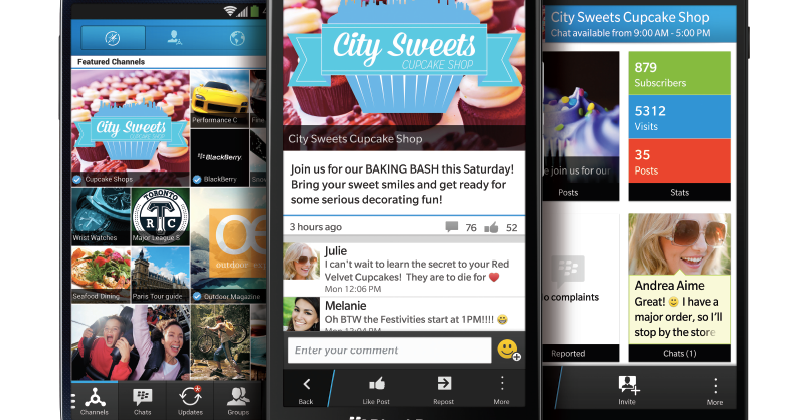 BBM adds voice calls, BBM Channels and Dropbox for iPhone & Android